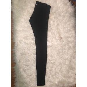 Lululemon Leggings - black, basic